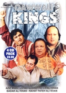 Qawwali Kings (4 CD PACK)