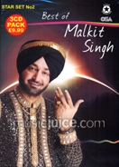 Best Of Malkit Singh (3 CD PACK)