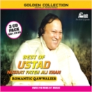 Best Of Ustad Nusrat Fateh Ali Khan (Romantic Qawwalies) (3 CD Set)