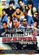 The Biggest UK Bhangra Hits Vol. 4 (3 CD Set) cd dvd ...