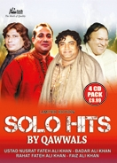 SOLO HITS BY QAWWALS (4 CD SET)