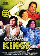 Qawwali Kings 2 (4 CD PACK)