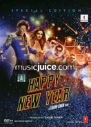 Happy New Year (2015) DVD