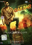 Gabbar Is Back (2015) DVD