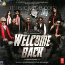 Welcome Back CD