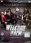 Welcome Back (2015) DVD