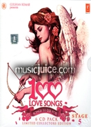 100 Love Songs Stage 5 (6 CD Pack)