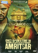 Once Upon A Time In Amritsar (2016) DVD