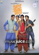 Happy Bhag Jayegi (2016) DVD