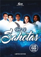BEST OF SAHOTAS (3 CD Set)
