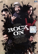 Rock On 2 (2017) DVD
